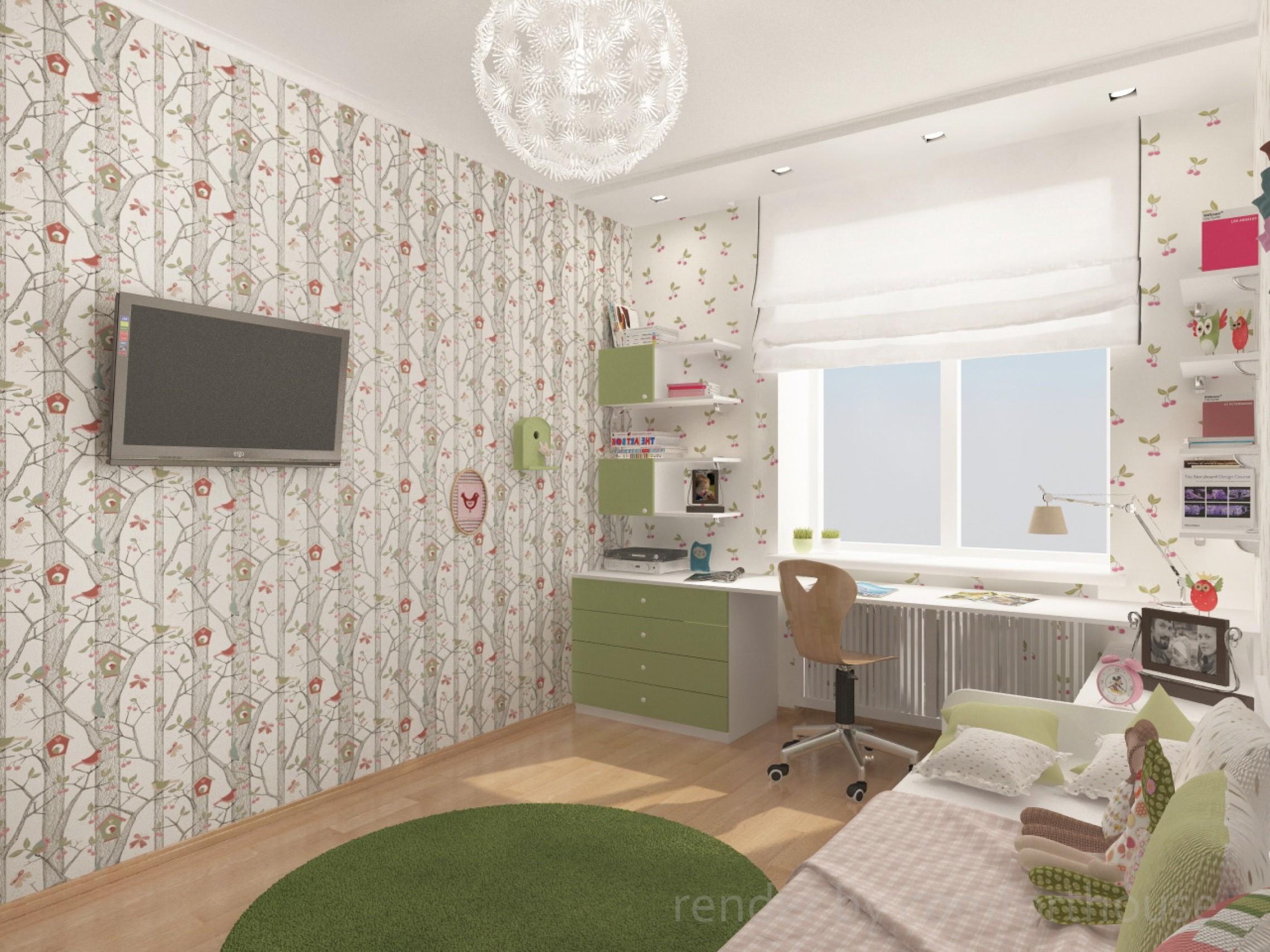 Interior children room