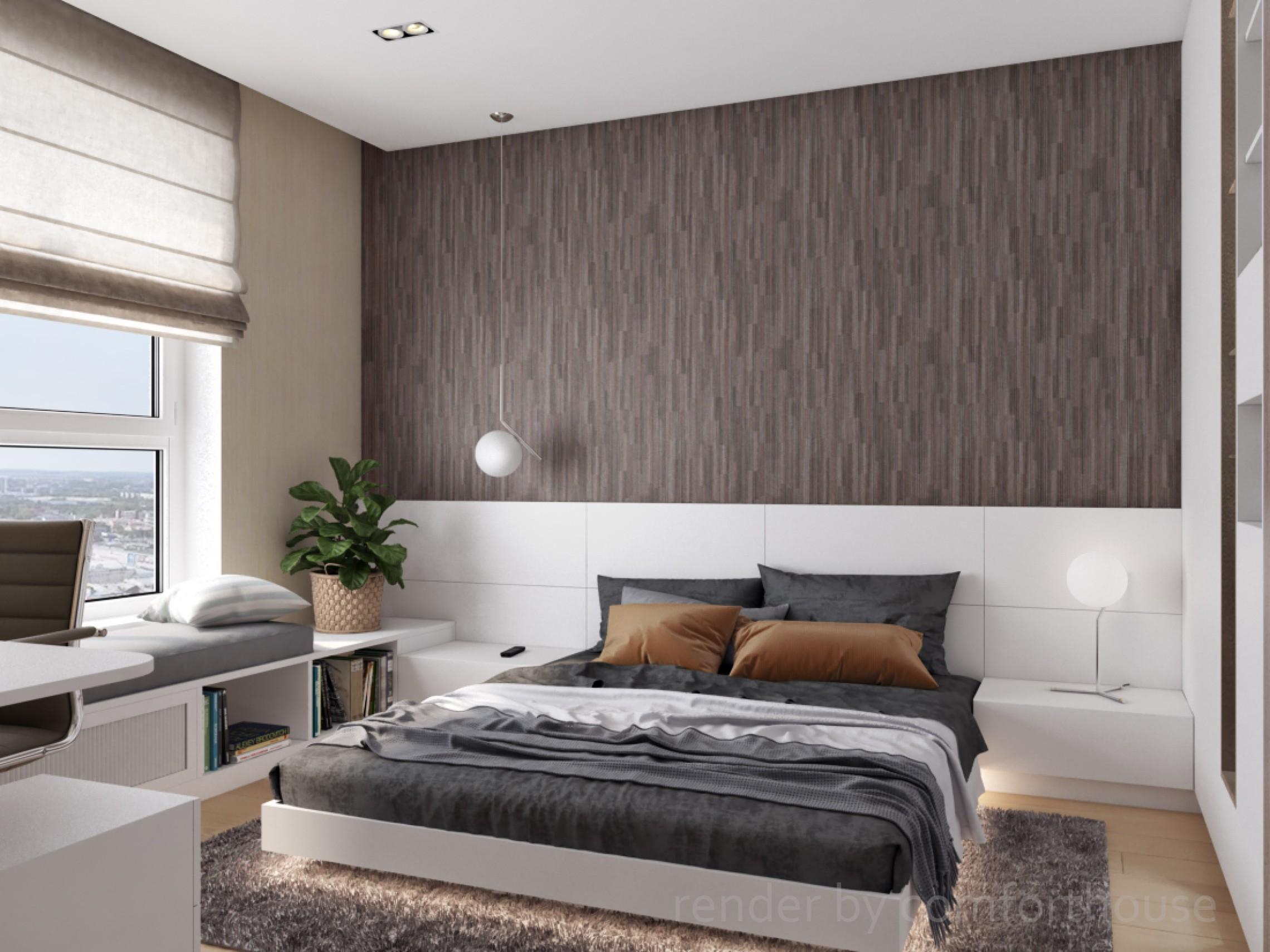 Elegant apartment kidsroom