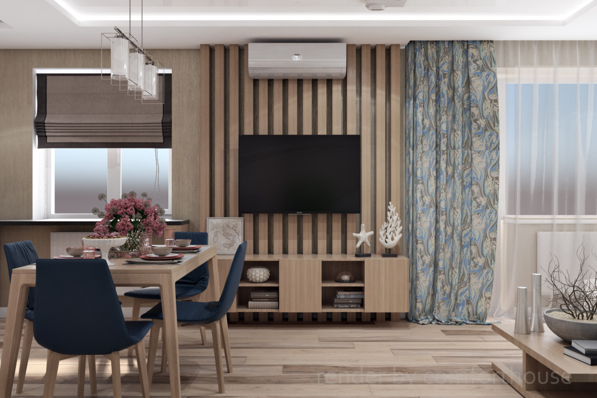 motley interior design