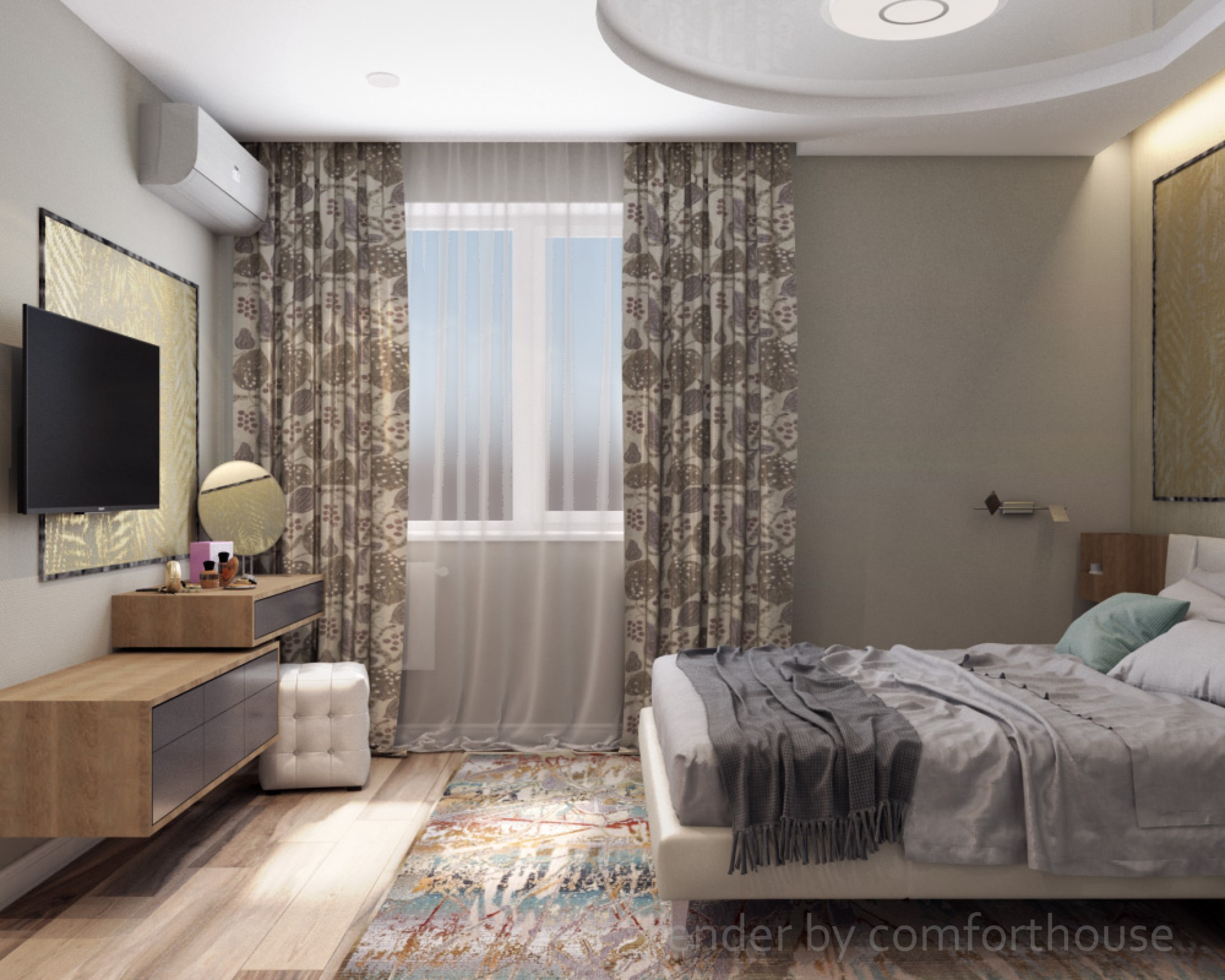 interior design badroom