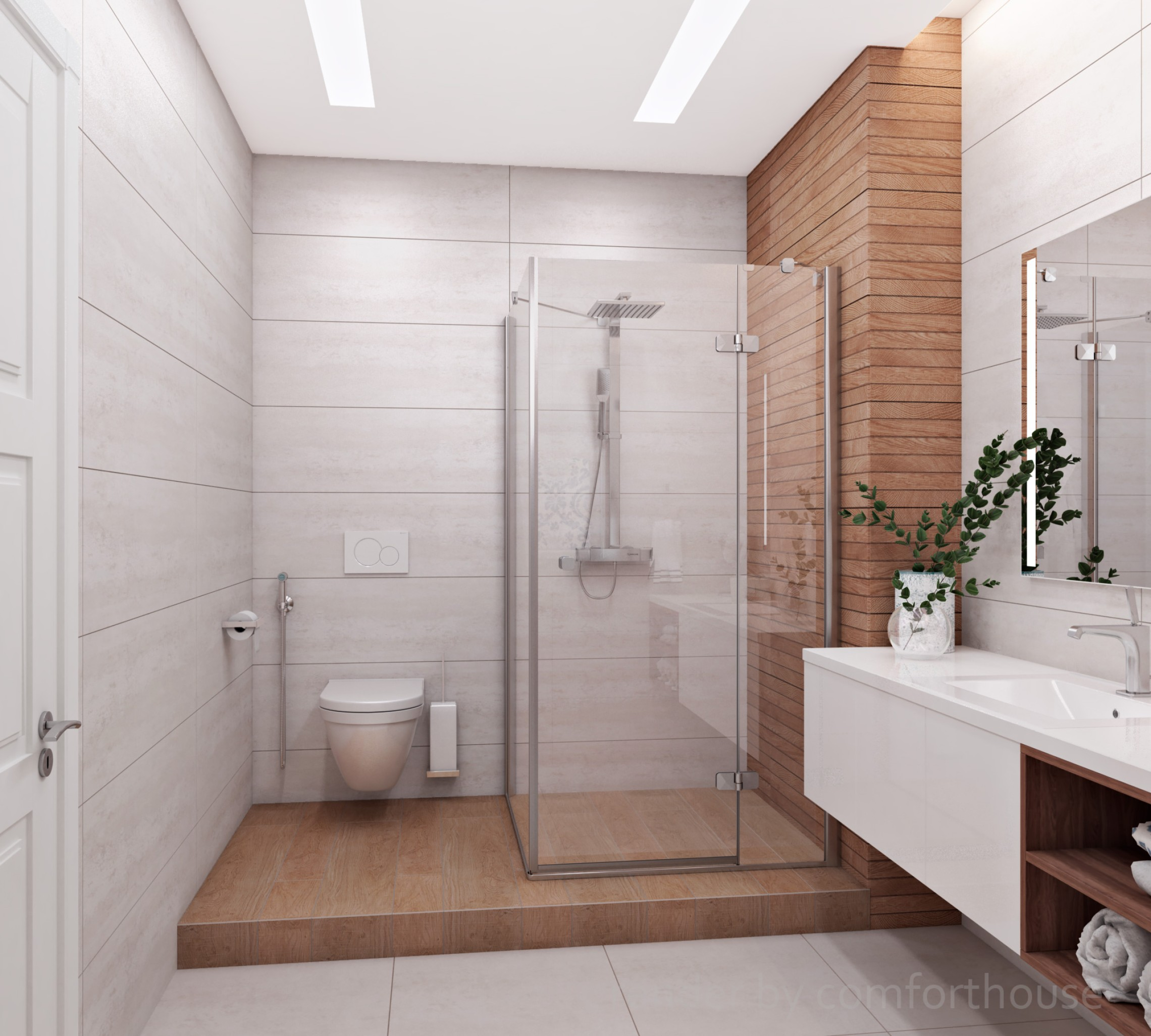 interior design modern bathroom