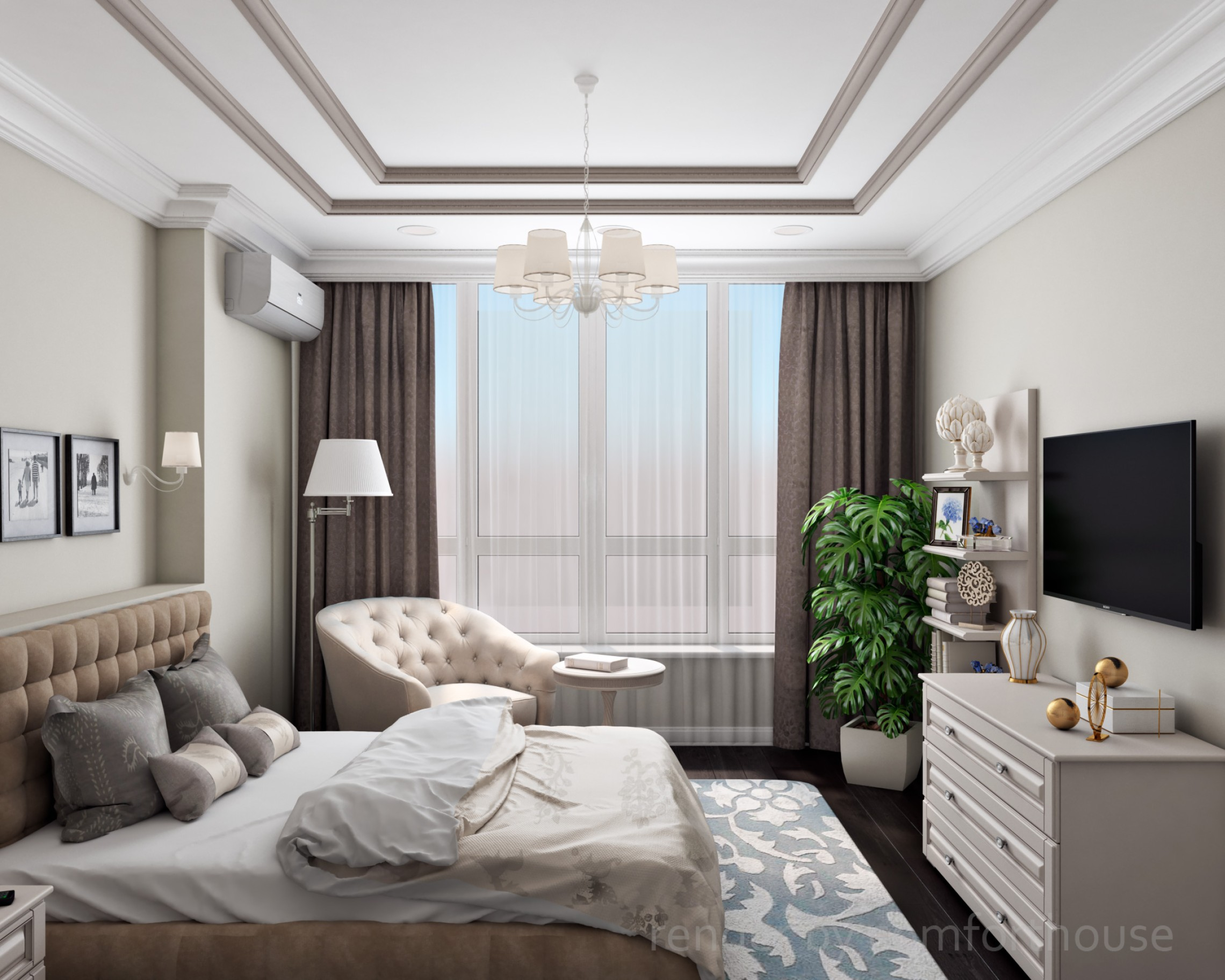 interior design bedroom for grandma