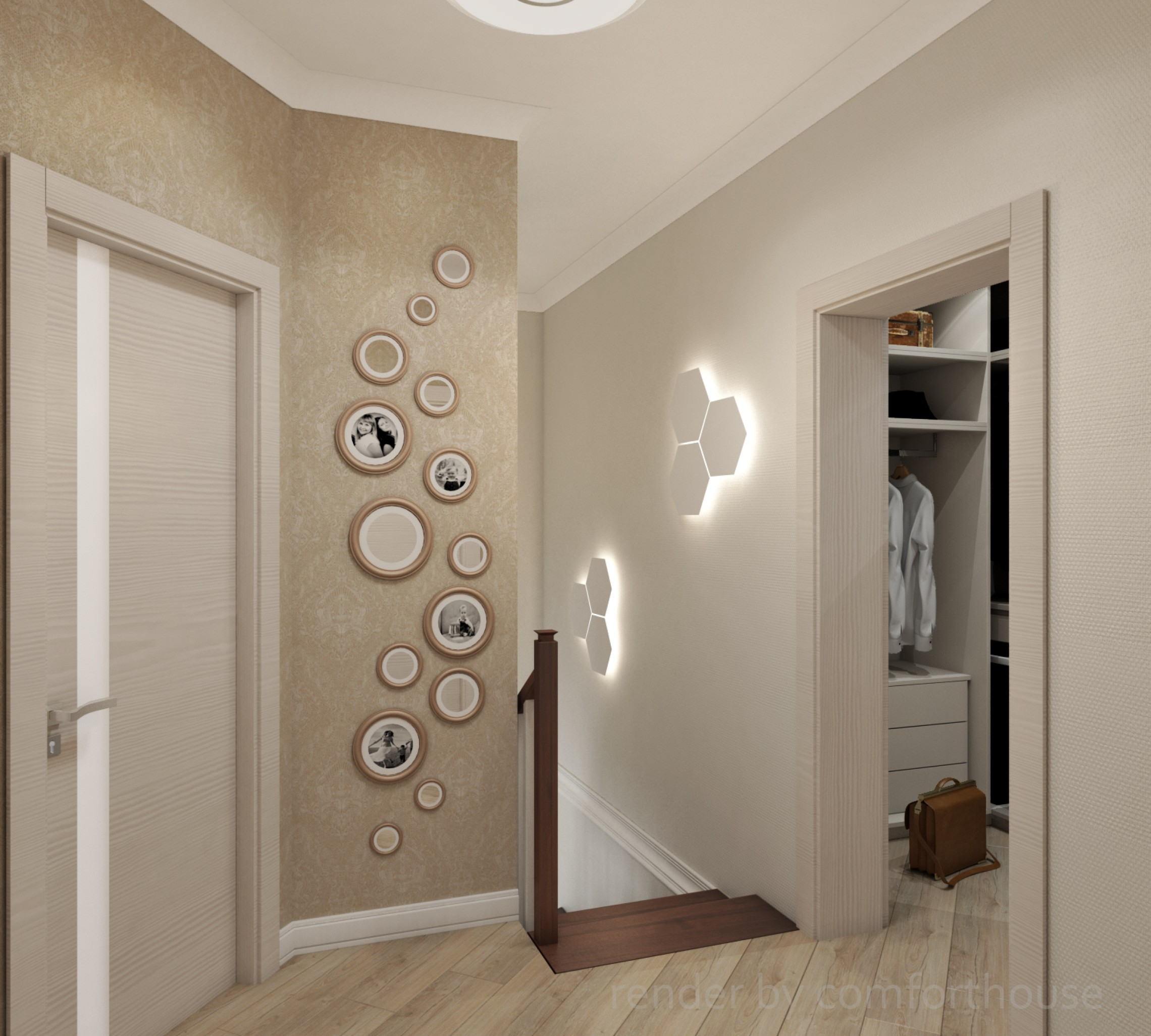 interior design hall