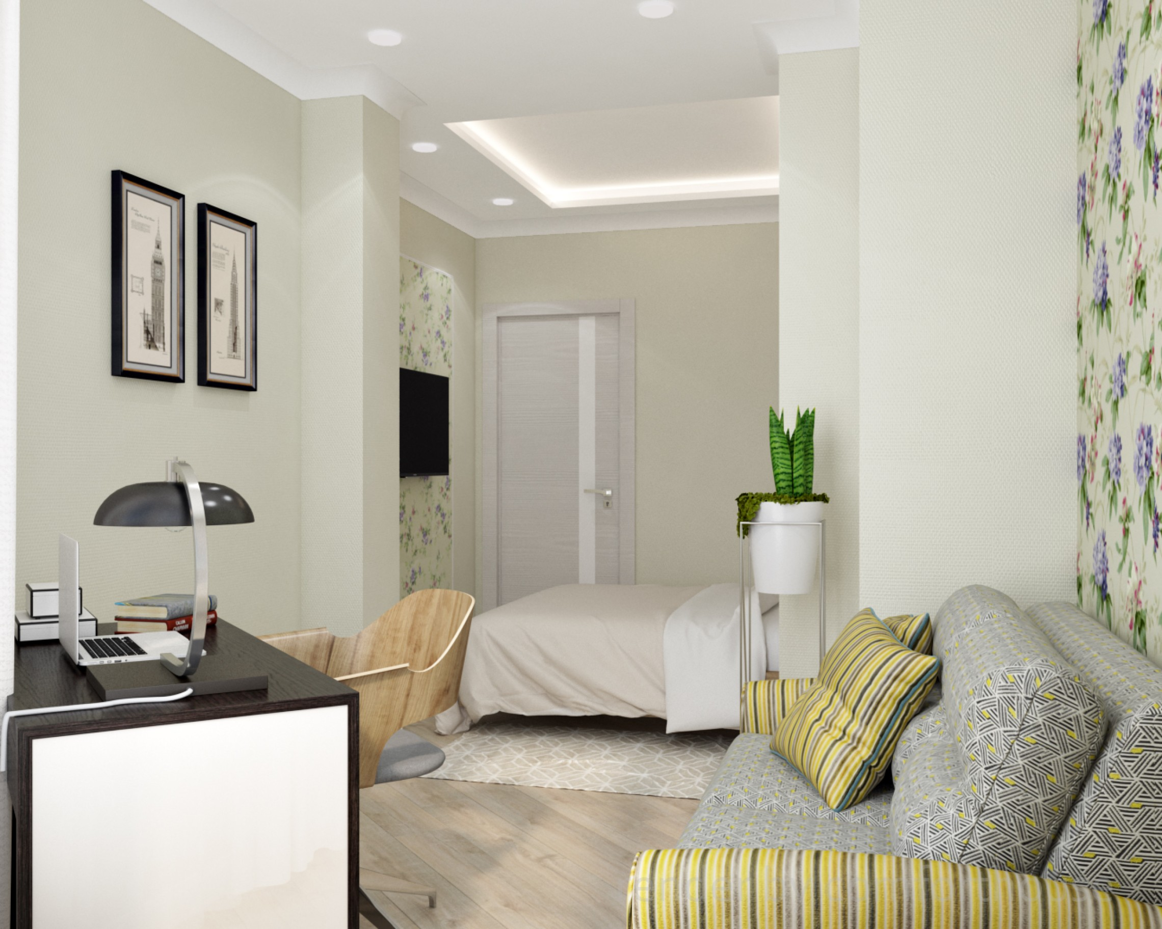 design interior bedroom