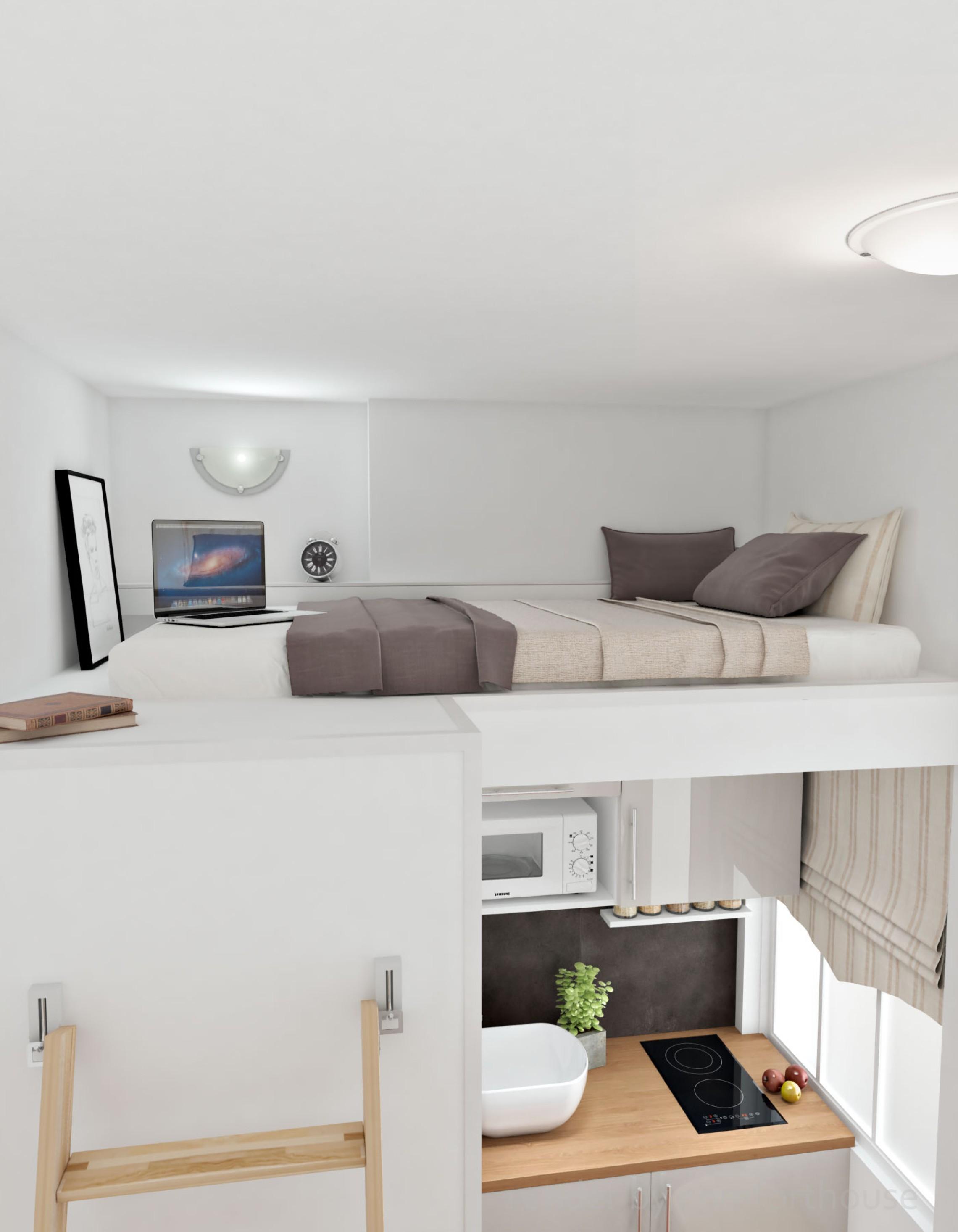 Small apartment for rent, Paris