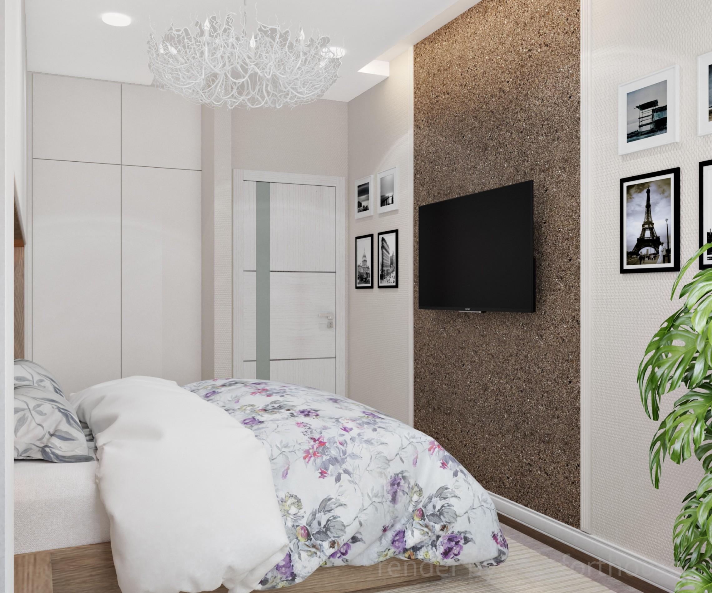townhouse interior bedroom