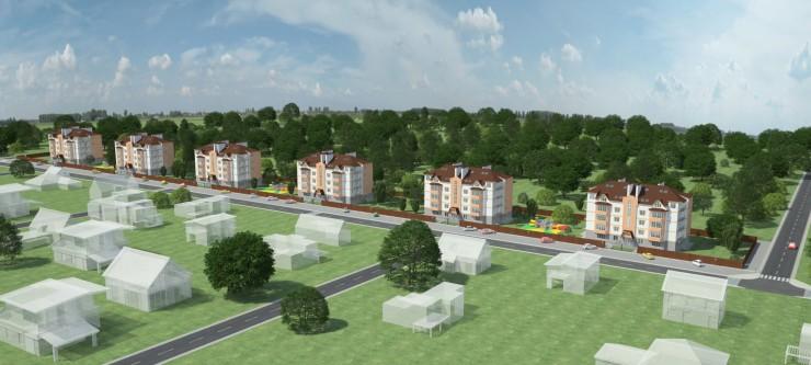 Housing area