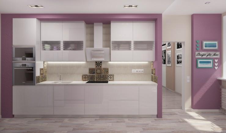 Interior design apartament