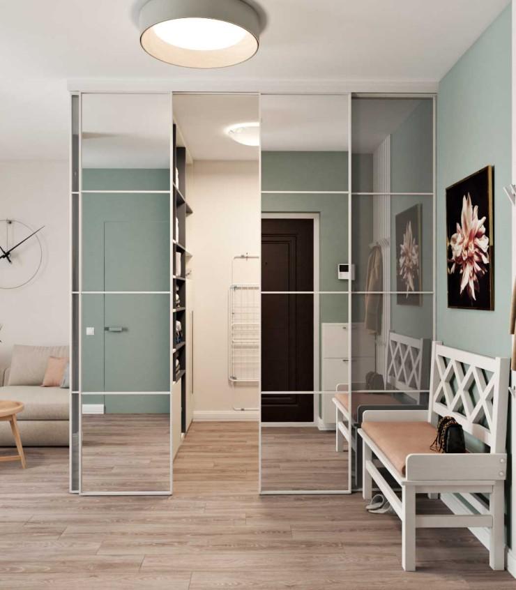 modern apartment holl