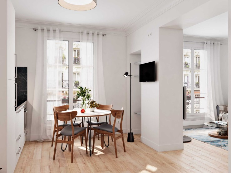 modern apartments for sale